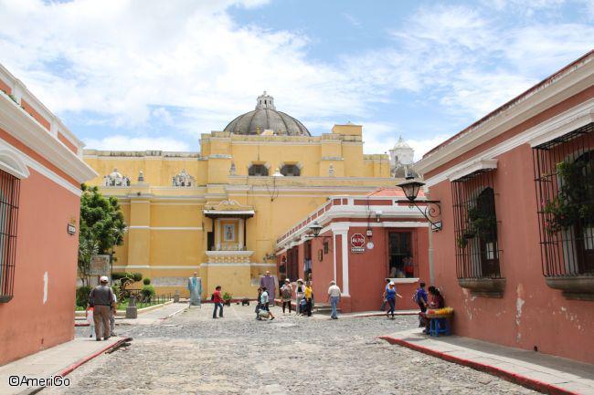 Circuit essentiel Guatemala - Honduras