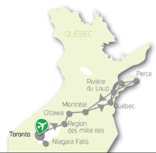 Circuit Nouveau Brunswick