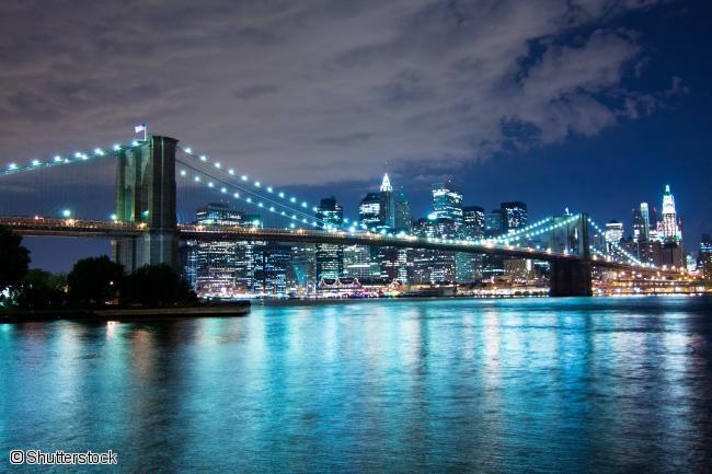 Réveillon à new york 3*
