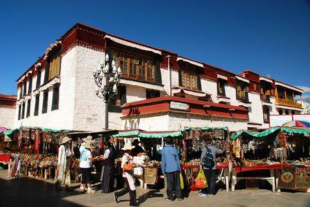 Splendeurs du Tibet 12J/09N - voyage  - sejour