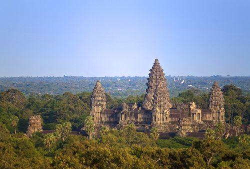 Splendeurs du Cambodge - voyage  - sejour