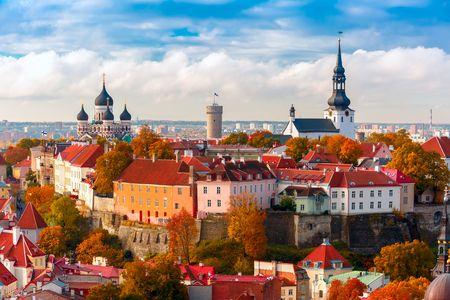 Splendeurs des Pays Baltes 8J/7N Hôtels 3* - 2018 - voyage  - sejour