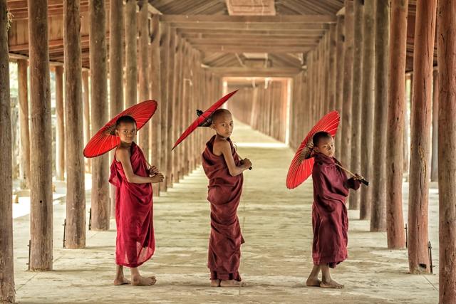 Merveilles de Birmanie - voyage  - sejour