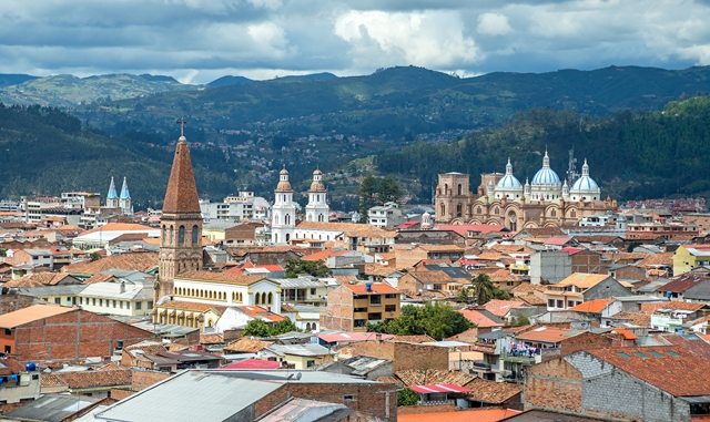 Equateur - Circuit Splendeurs de l'Equateur