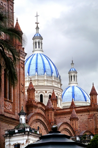 Equateur - Circuit Splendeurs de l'Equateur avec extension Galapagos en Terrestre