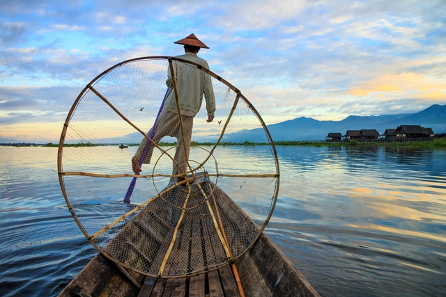 Splendeurs de Birmanie - voyage  - sejour
