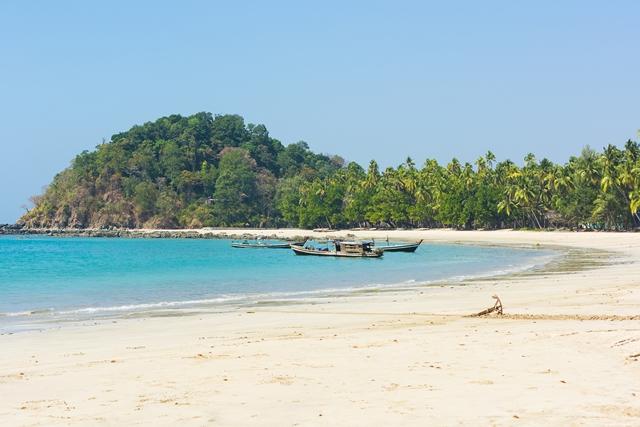 Splendeurs de Birmanie & Extension N' Gapali - voyage  - sejour