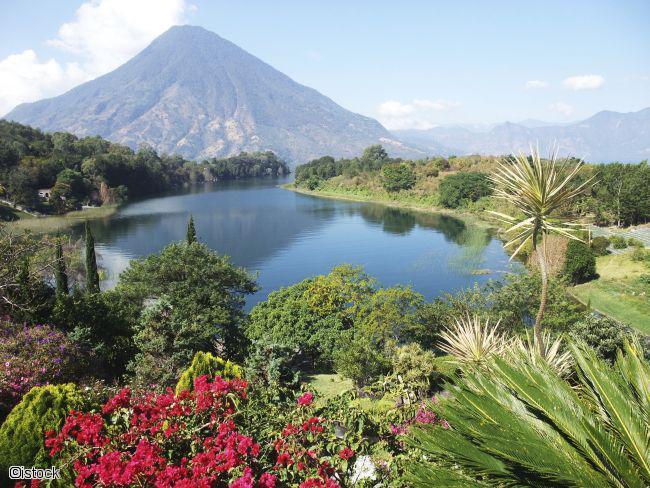 Coutumes datant au Guatemala
