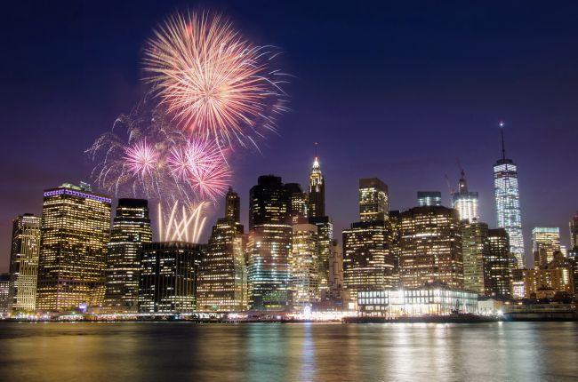 Réveillon New York