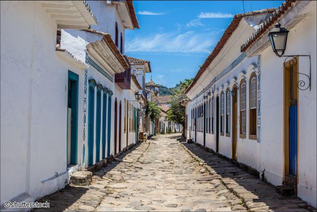 Circuit Brésil: Charme colonial du Brésil (2020) - 20 personnes maximum