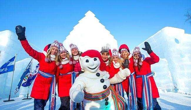 Canada multi-activités Hiver au Lac Blanc - Spécial Carnaval de Québec
