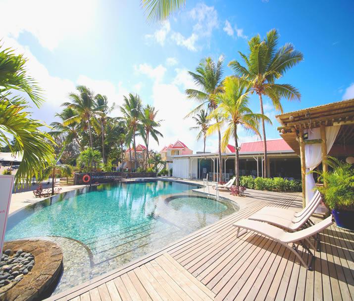 Séjour Île Maurice | Hôtel Villas Caroline 3*