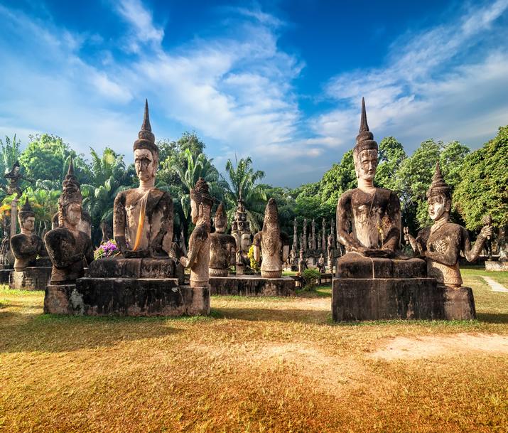 Combiné Laos Vietnam Cambodge | Trésors d'Indochine