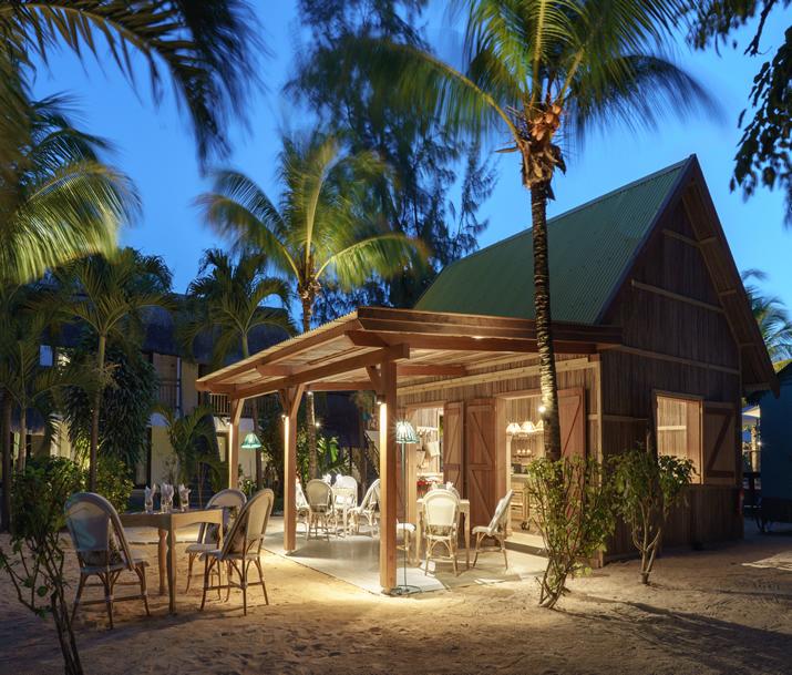 Séjour Île Maurice   Hôtel Coin de Mire Attitude 3*