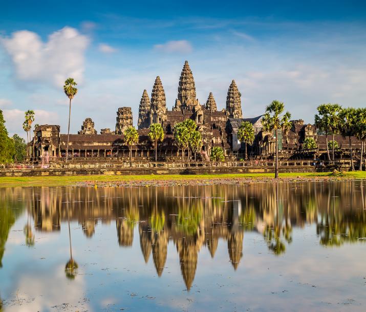 Combiné Birmanie Cambodge | De Siem Reap à Rangoun