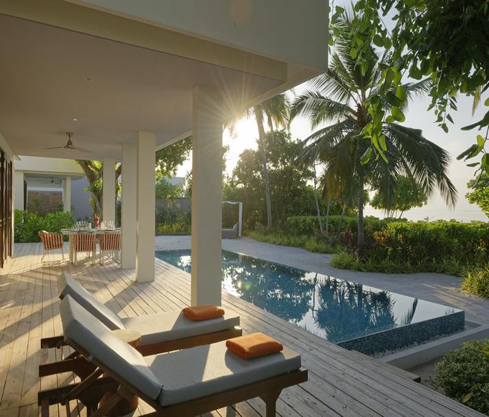 Séjour Maldives | Hotel Dhigali 5*
