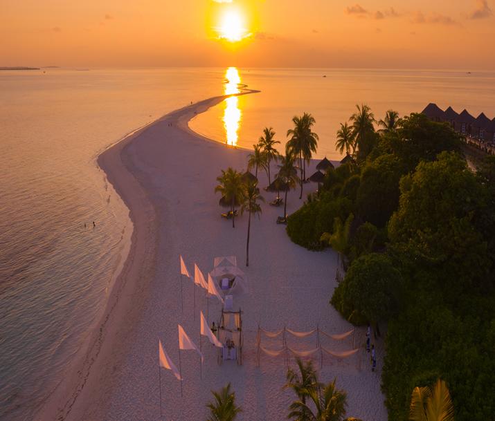 Séjour Maldives | Hôtel Kuredu Island Resort 4*
