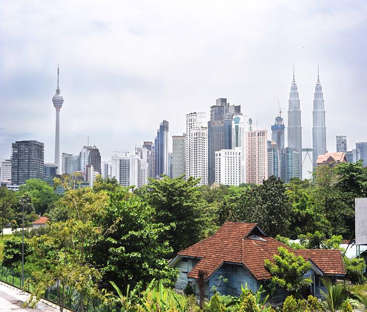 Circuit Malaisie | Entre Jungle et Grattes Ciel