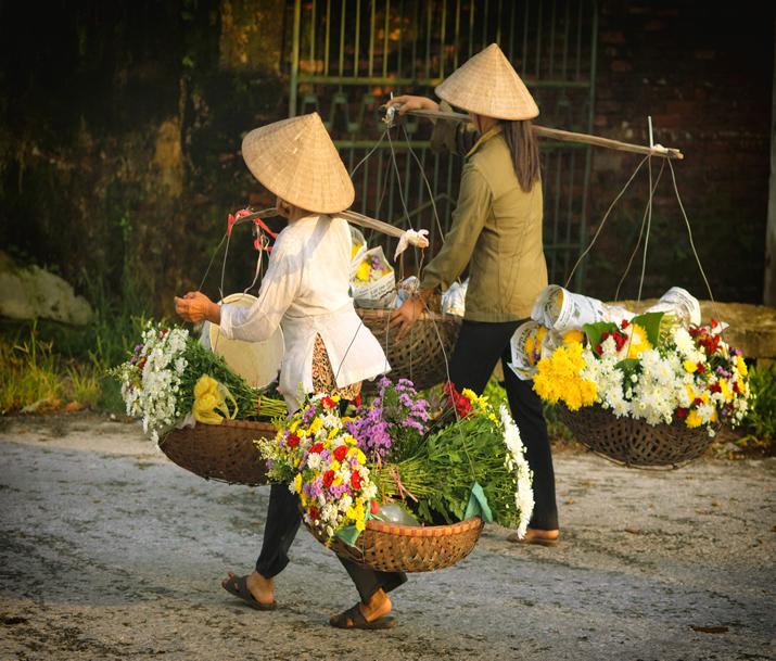 Combiné Vietnam Cambodge | La Baie d'Halong aux temples d'Angkor
