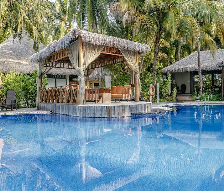 Séjour Maldives | Hôtel Kihaa 5*