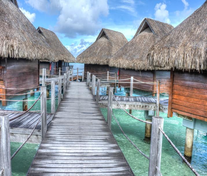 Combiné 7 îles | Marquises, Société et Tuamotu
