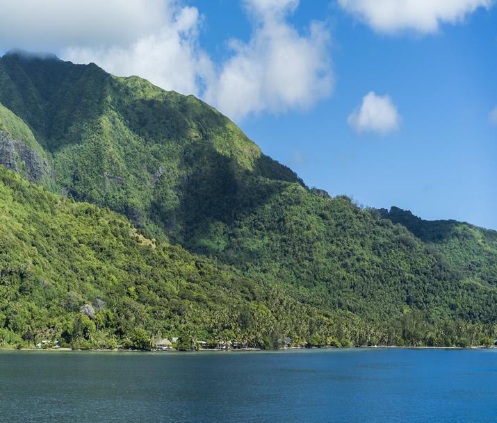 Voyage Polynésie | Combiné nature 4 îles de la société