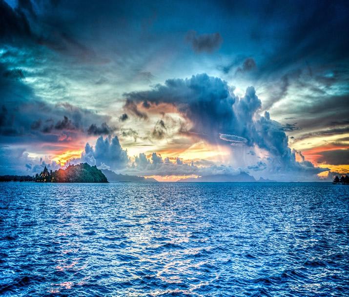 Voyage Polynésie | Combiné découverte 4 îles de la Société