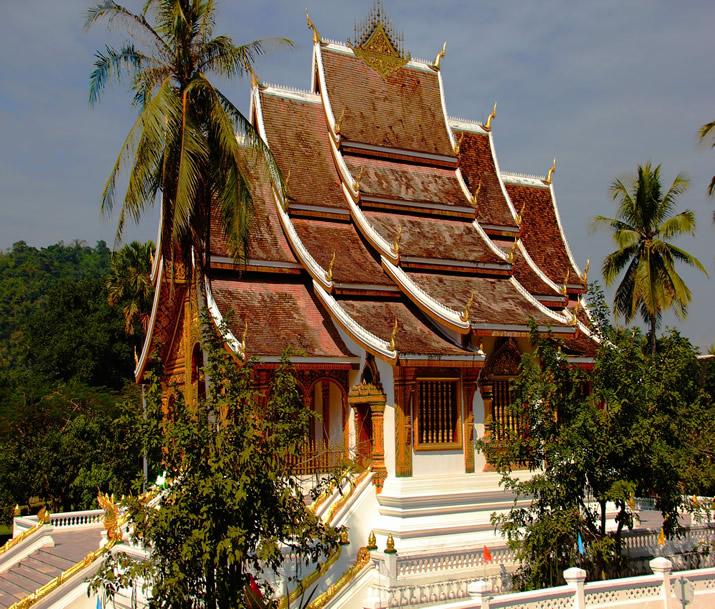 Combiné Laos Cambodge   Condensé du Cambodge et du Laos