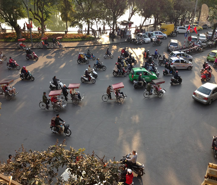 Circuit Vietnam | Premiers regards sur les incontournables