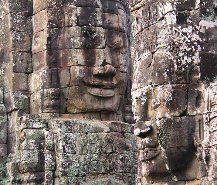 Les Merveilles du Cambodge : VF