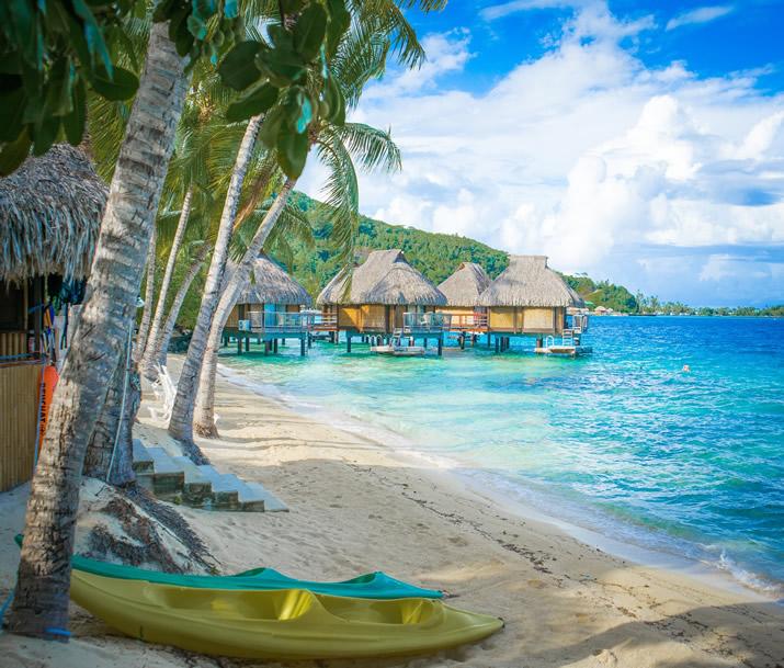 Royal Polynésie - 4 îles incontournables VF