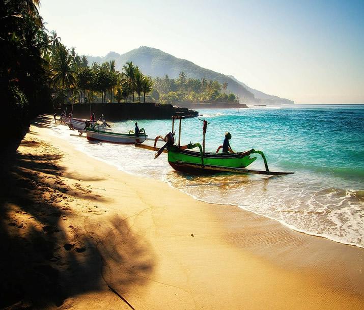 Bali et ses plages : VF