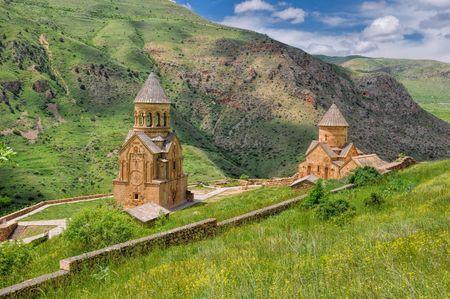 Splendeurs d'Arménie 8J/7N - 2020