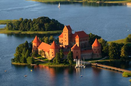 Splendeurs des Pays Baltes