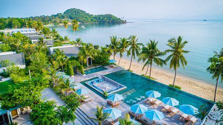 Hôtel celes beachfront resort 5*