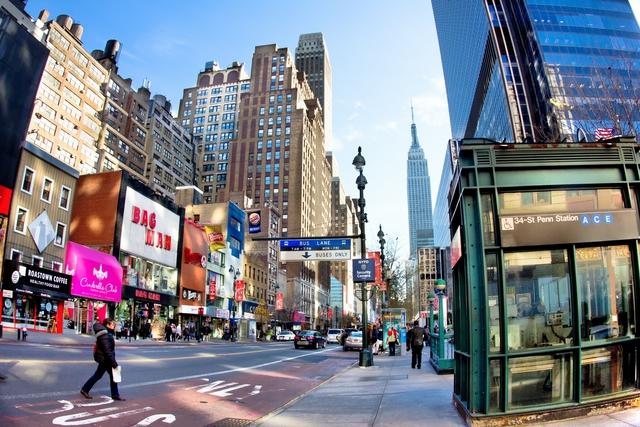 Séjour New York - Echappée à New York 6J/5N - 2020 - Sans transport