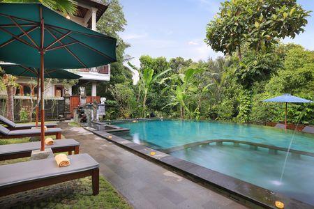Combiné Ubud Ketut's Place Villas / Uppala Villas Seminyak - Offre Spéciale