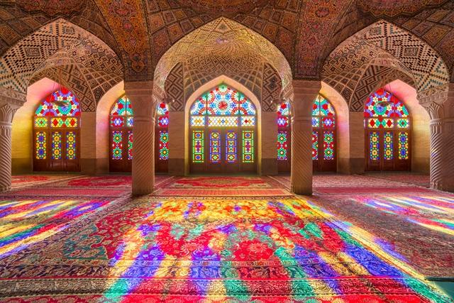 Splendeurs d'Iran 12J/09N - 2018