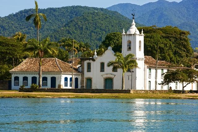 Brésil - Circuit avec Pré-voyage Pantanal et Merveilles du Brésil