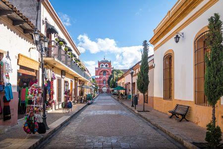 Splendeurs du Mexique 12J/09N - 2021 - 1