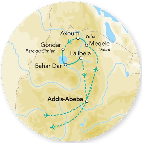 Ethiopie - Circuit Immersion en Éthiopie