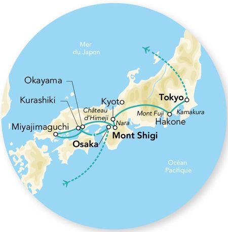 Circuit Douceurs du Japon - 11