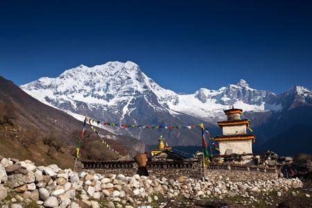 Splendeurs du Népal extension trekking Annapurna 14J/12N - 2019