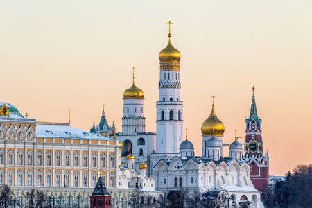 Splendeurs de Moscou & Saint Pétersbourg 8J/7N - 2018