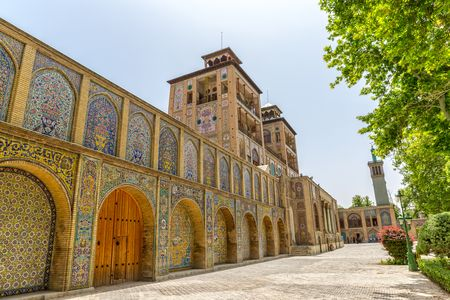 Splendeurs de l'Iran 12J/09N - 2019