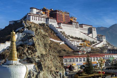 Circuit splendeurs du tibet 3* - 9 nuits