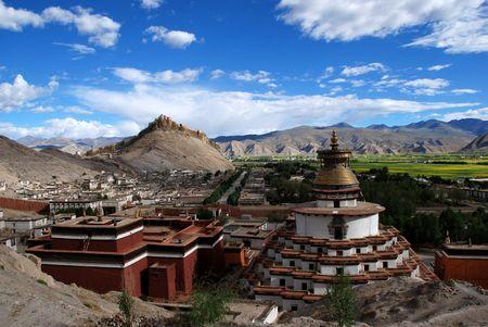 Splendeurs du Tibet 12J/09N 2019