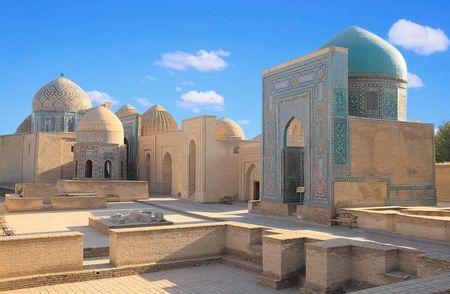 Splendeurs de l'Ouzbekistan 12J/10N - 2019