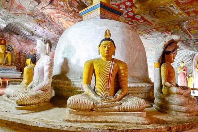 Splendeurs du Sri Lanka & extension Kalutara 13J/10N - 2020