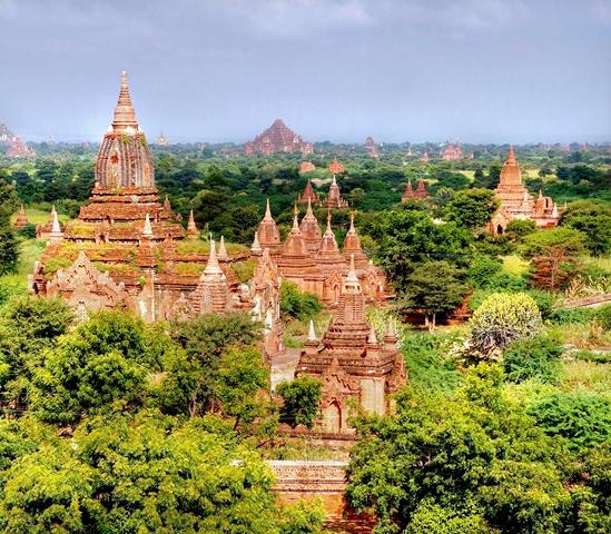 Splendeurs de Birmanie 12J/09N - 2019